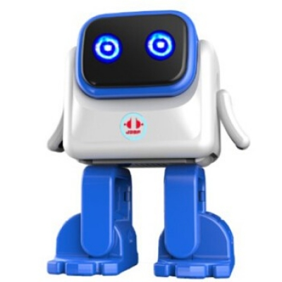 编程跳舞机器人