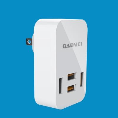 USB*4充电器